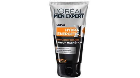 Probamos el limpiador Hydra Energetic Xtreme Carbón Magnético de L'Oréal Men Expert