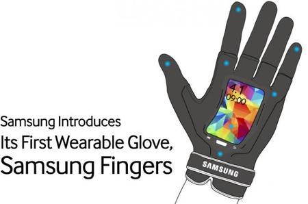 Samsung Fingers, conoce el primer guante inteligente del mundo