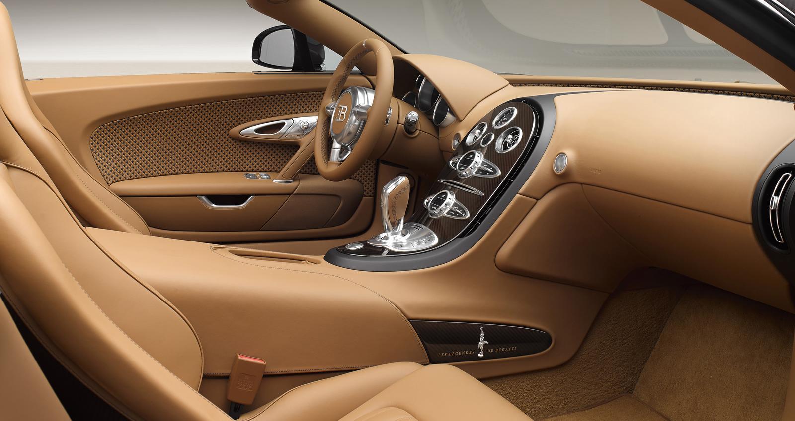 """Foto de Bugatti Veyron """"Rembrandt Bugatti"""" Legend Edition (10/16)"""