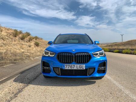 BMW X1 xDrive25e Prueba Contacto frontal