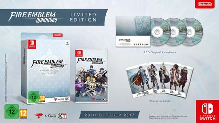 Fire Emblem Warriors Edicion Limitada