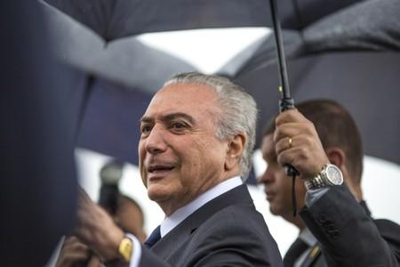 El presidente de Brasil 'celebra' el Día de la Mujer hablando de maternidad, vida doméstica y supermercados