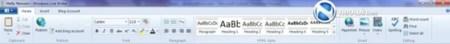 Ribbon de Windows Live Writer