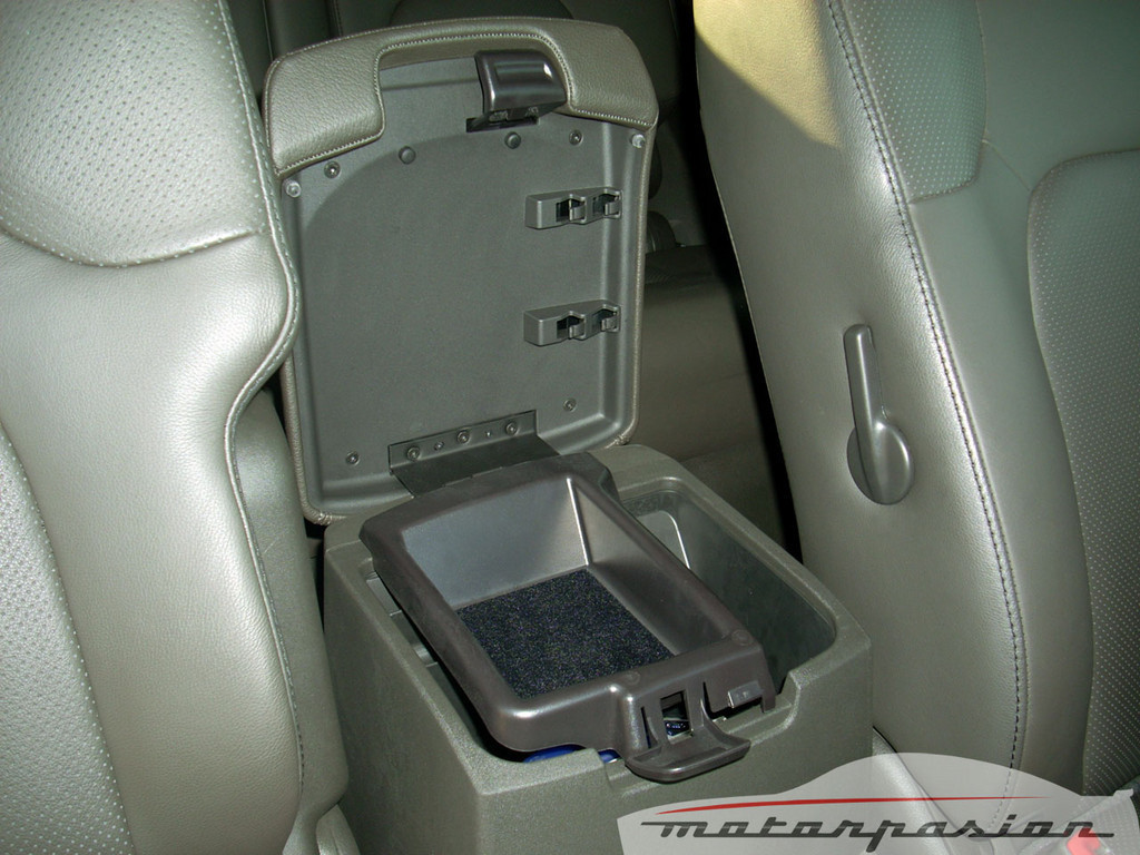 Foto de Nissan Pathfinder (prueba) (39/48)
