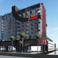 Lo próximo de Atari no es una consola: abrirán estos impresionantes hoteles temáticos con salas de esports y habitaciones gaming