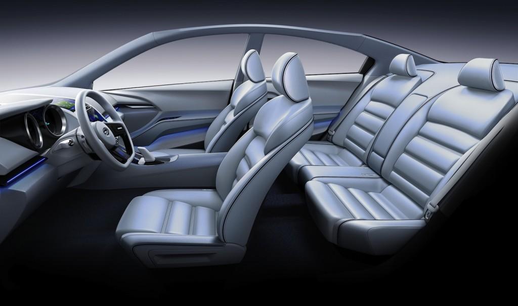 Foto de Subaru Impreza Concept  (2/12)