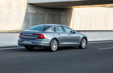 Volvo S90 y V90, toma de contacto