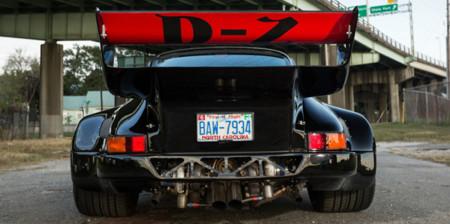 Projekt Mjolner Porsche 930 Turbo