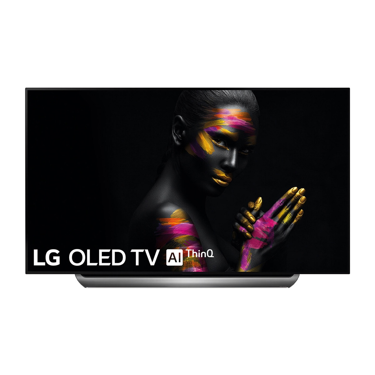 "TV OLED 195 cm (77"") LG OLED77C9 4K, HDR Smart TV con Inteligencia Artificial (IA)"