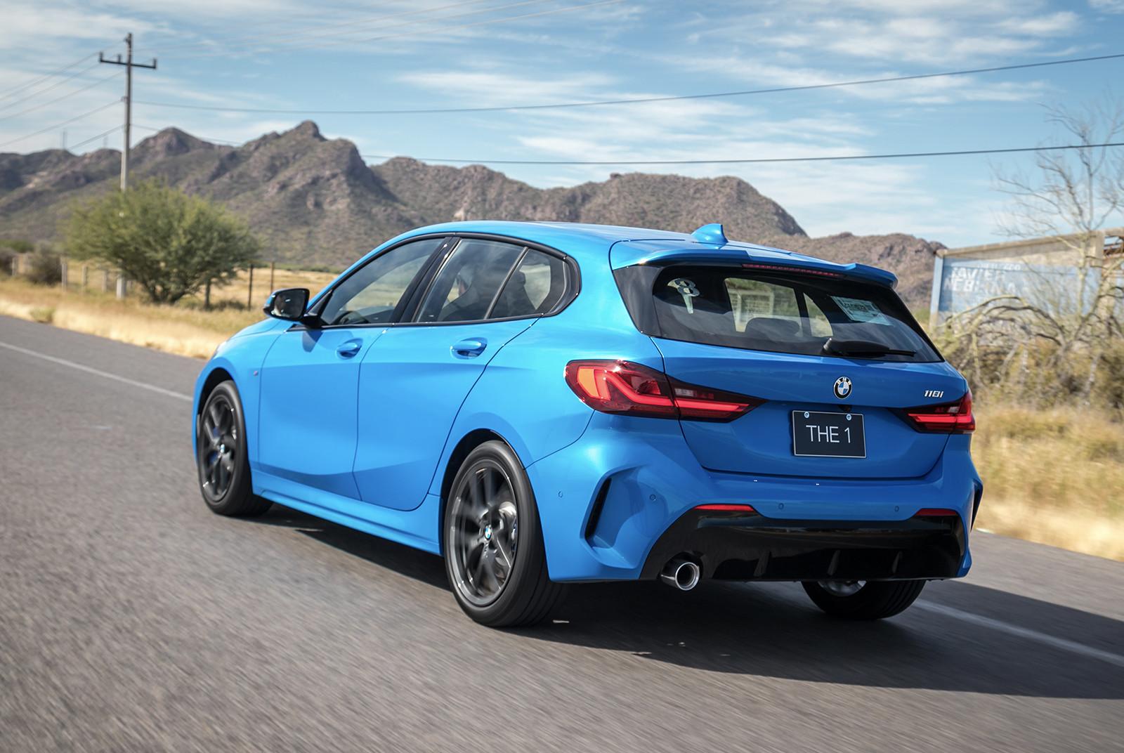 Foto de BMW 118i M Sport (lanzamiento) (3/23)