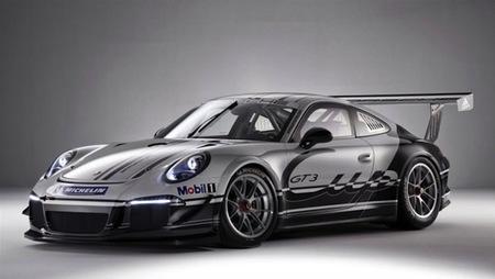 Porsche presenta el nuevo modelo 911 GT3 Cup