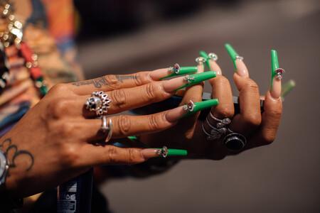 New York New York street style manicura