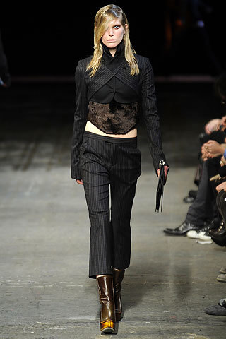 Foto de Alexander Wang, Otoño-Invierno 2010/2011 en la Semana de la Moda de Nueva York (2/20)