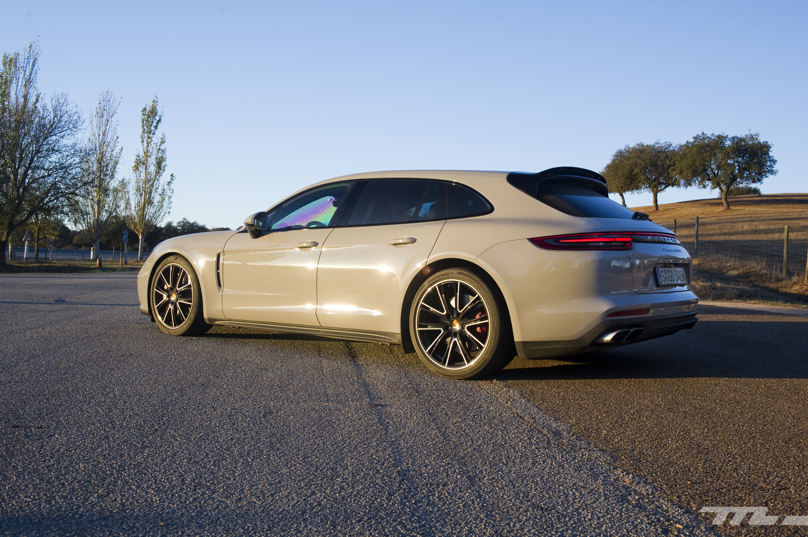 Foto de Porsche Panamera Sport Turismo, toma de contacto (6/75)