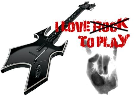 Guitarra Warbeast dreamGEAR para jugar a lo grande