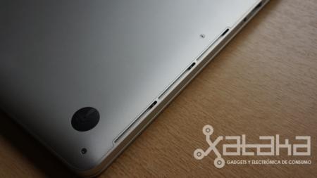 Sistema de refrigeración del nuevo Macbook Pro Retina