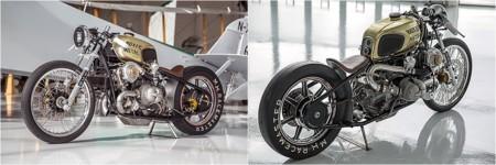 Boxer Metal llama la atención con su BMW R100 con doble turbo