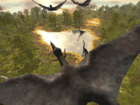 X Isle Dinosaur Island