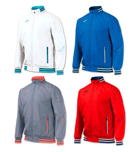 Disponible en varios colores y por sólo 18,90 euros tenemos la chaqueta Joma Torneo para hombre en eBay con envío gratis