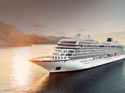 Visitar 59 países en 245 días: así es el mayor crucero del mundo