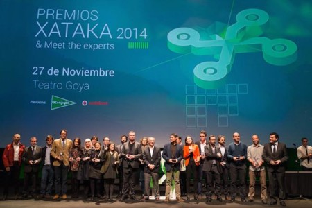 Y los ganadores de los Premios Xataka 2014 han sido ....