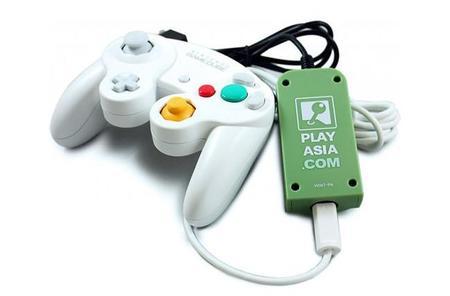 Play Asia ya cuenta con su propio adaptador para controles de GameCube