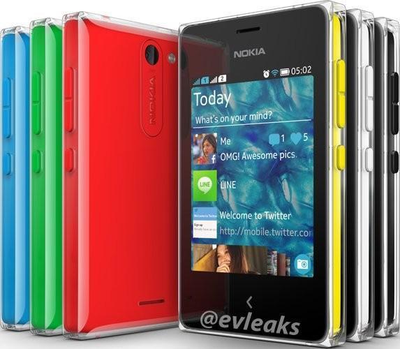 Nokia Asha 502, ¿uno de los 6 dispositivos que veremos en Nokia World 2013?