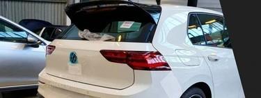 ¡Filtrado! El Volkswagen Golf GTI se deja ver sin camuflaje más de un mes antes de su presentación oficial