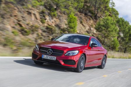 Mercedes C Coupe Motorpasion
