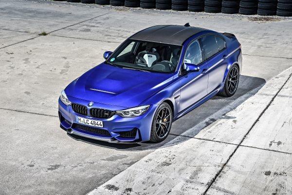 Foto de BMW M3 CS (6/13)