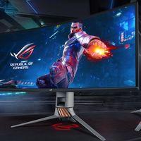 Pantalla curva y 34 pulgadas de diagonal: ASUS sigue apostando por el mercado gamer con el monitor ROG Swift PG349Q