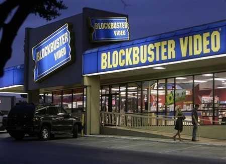 Blockbuster lanza un receptor de medios digitales