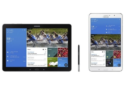 Samsung Galaxy TabPRO y NotePRO, toda la información