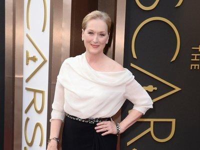 Meryl Streep recibirá el (merecidísimo) premio Cecil B. DeMille, siendo la tercera mujer en lo que va de siglo