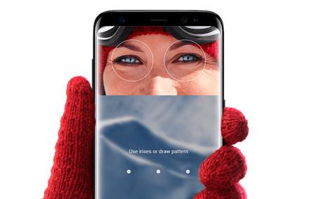 Iris Samsung
