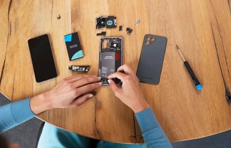 Fairphone 4 Reparabilidad