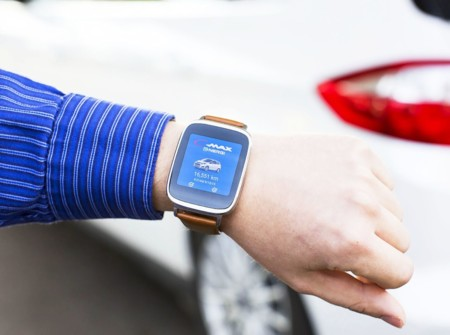 Ford Androidwatch