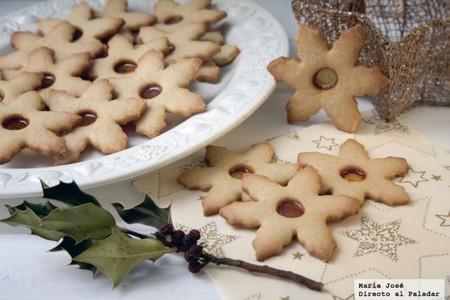Galletas de cristal, receta de Navidad con Thermomix