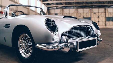 Aston Martin Db5 Junior James Bond No Time To Die 10
