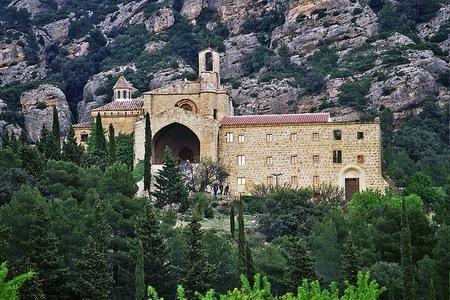 Dos conventos a descubrir en la comarca de Terres de l'Ebre, Cataluña