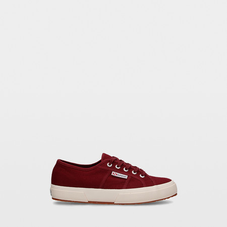 Zapatillas Superga 2750 C84 Burdeaux 7456673 1