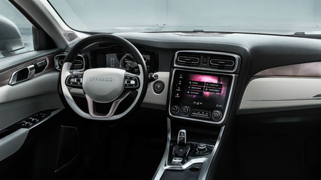 Lynk And Co 01 Interior