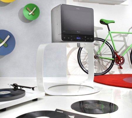 Whirlpool lanza un nuevo microondas de su colección Max