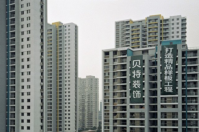 China Burbuja inmobiliaria