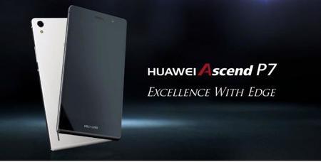 Huawei Ascend P7, el nuevo Android de Huawei