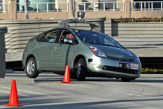 Coche autónomo Google, Google Car