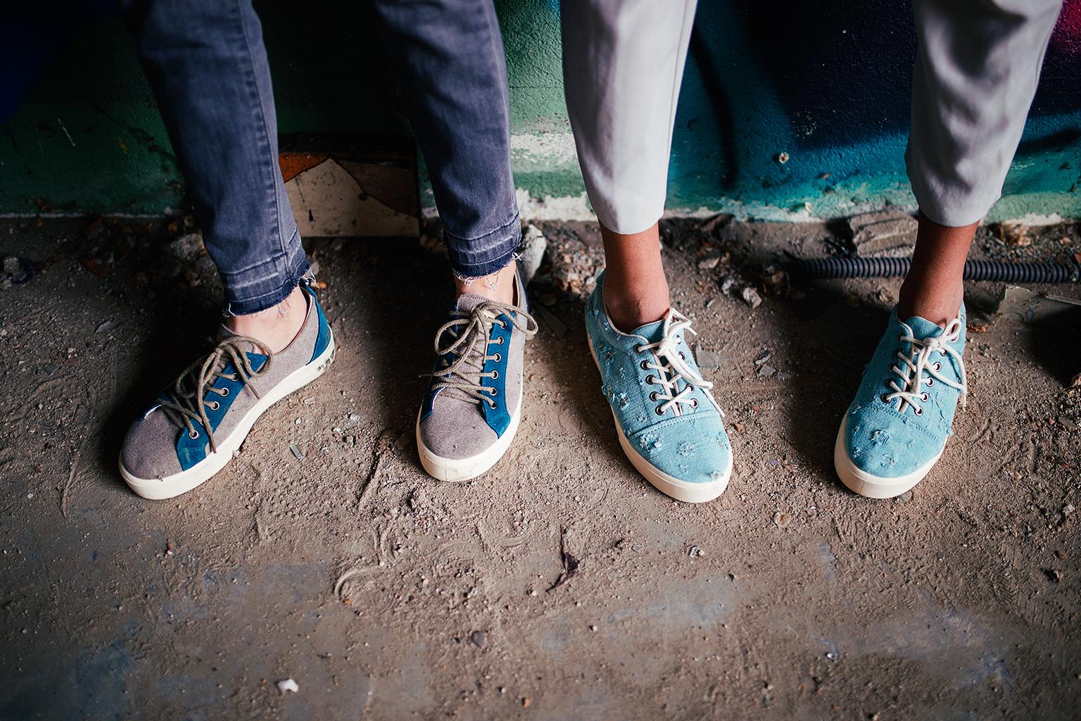 Foto de ¡Arrasando! Así vienen las Pompeii, lo último en zapatillas (13/32)
