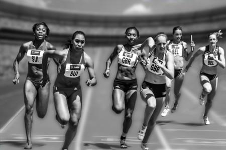 Atletas Olimpicas