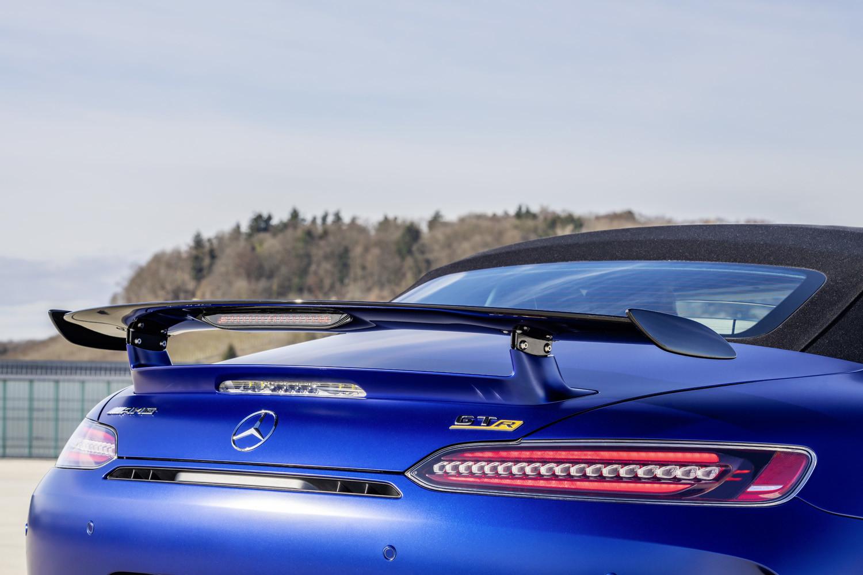 Foto de Mercedes-AMG GT R Roadster (19/29)
