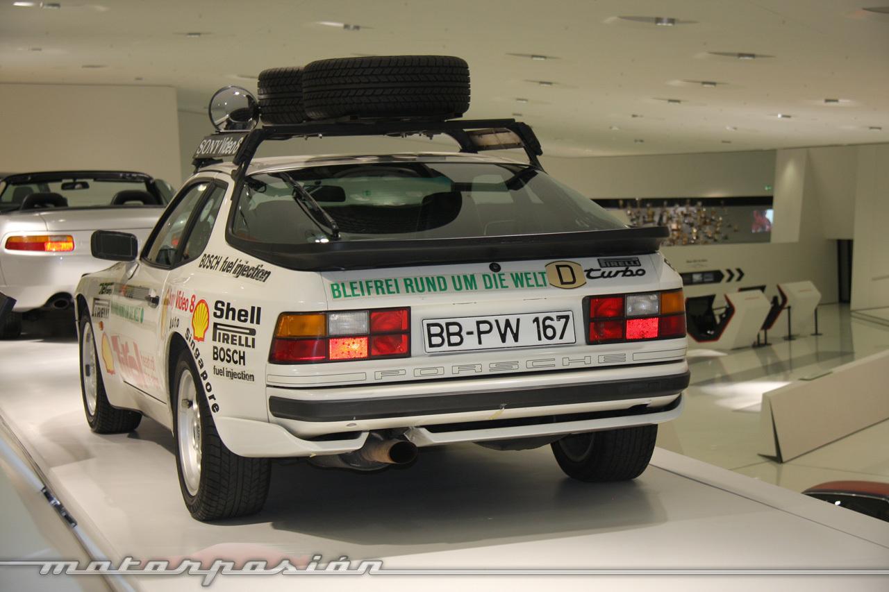 Foto de Museo Porsche - Project: Top Secret! (18/54)